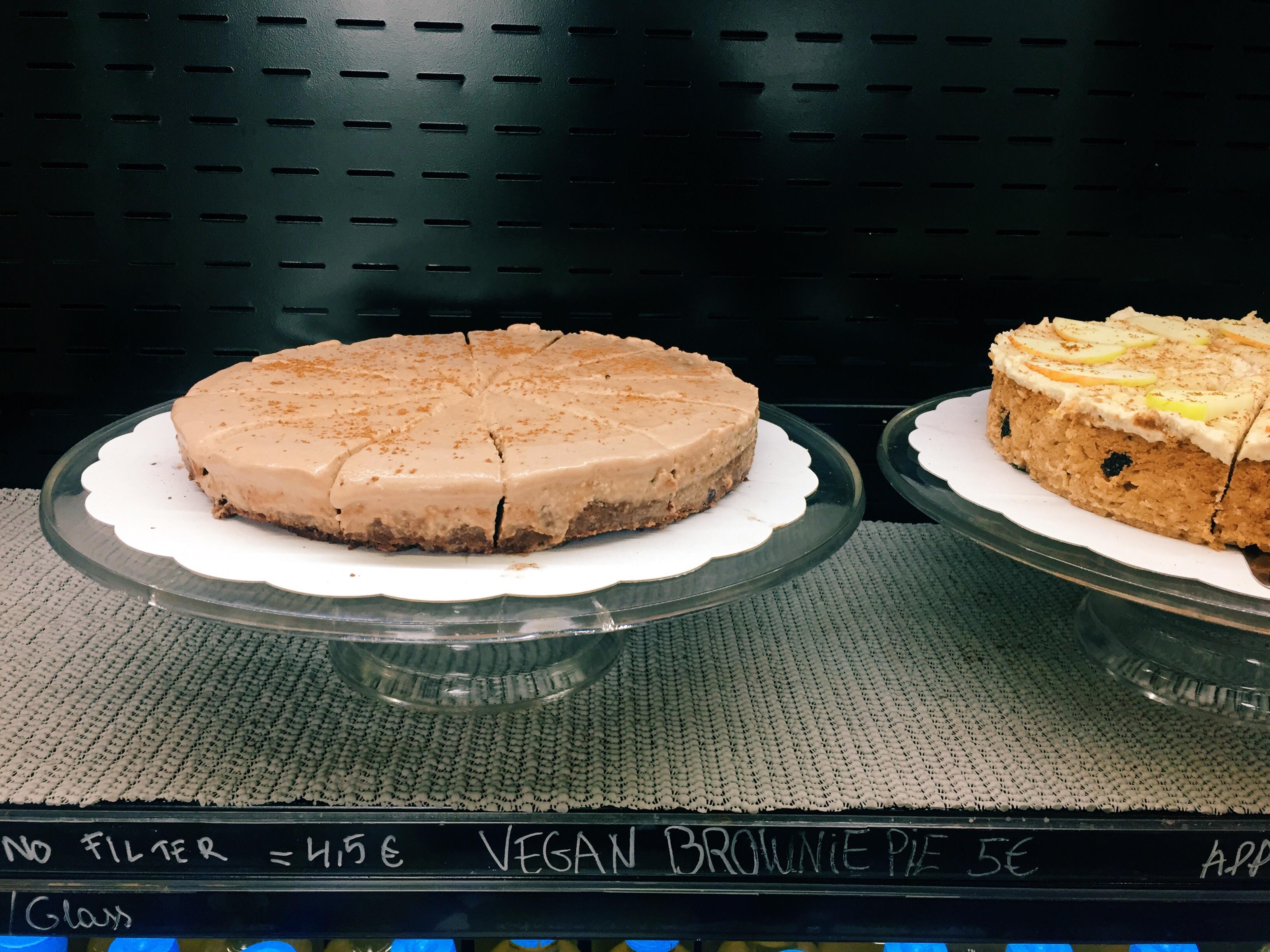 Kuchen vegan zurich